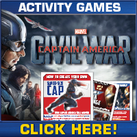 Download Captain America Civil War Activities