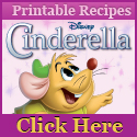 CDE BTN 125x125 recipes Cinderella Coloring Pages and Printables