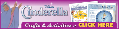 CDE BTN 400x100 crafts Disney Cinderella Diamond Edition now on DVD!!