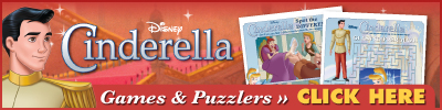CDE BTN 400x100 games Disney Cinderella Diamond Edition now on DVD!!
