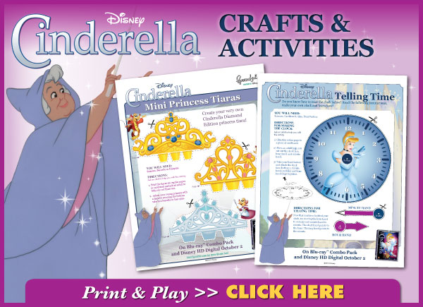 Download Crafts & Activities!