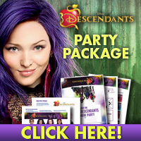 Download Descendants Party Package