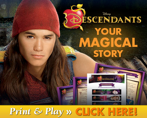 Descendants Is Out Now On DVD!The day has finally arrived! Descendants is now available Disney DVD! My kids and I have been SO excited to see this ...