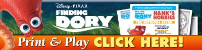 Download Finding Dory Activities