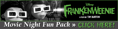 FRK BTN 400x100 movie Frankenweenie Movie Night Fun Pack and Review