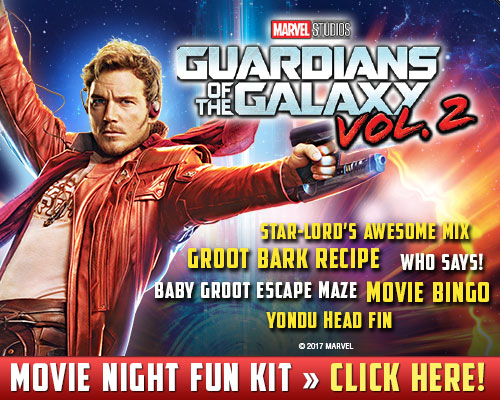 Marvel's Guardians of the Galaxy Vol  2 GIVEAWAYAdventures