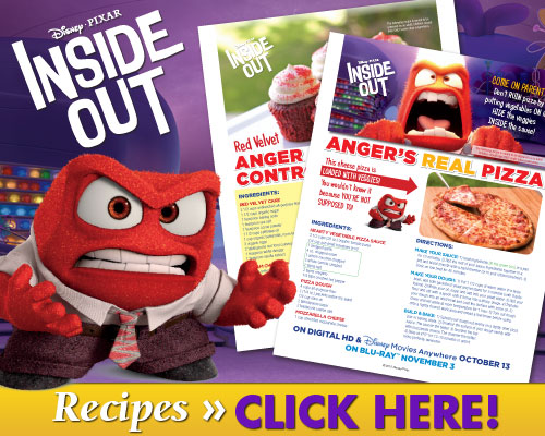 Disney Inside Out Coloring Pages Pdf : Inside out recipes coloring pages activities and more!
