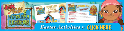 JAKE BTN 400x100 easter Jake and the Neverland Pirates Free Easter Activities