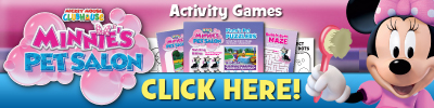 Download Minnie's Pet Salon Activities