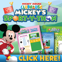 Download Mickey's Sport-Y-Thon Activities