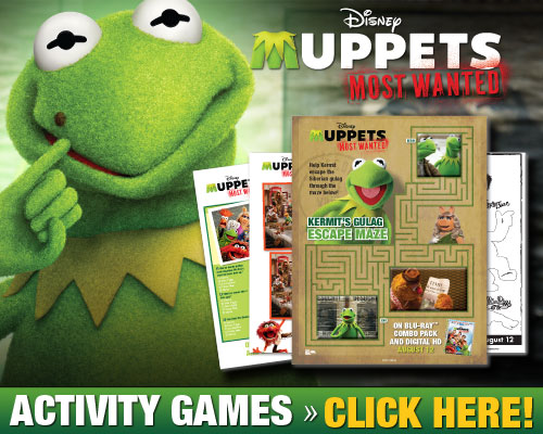 MMW BTN 500x400 activities Muppets Most Wanted on DVD!