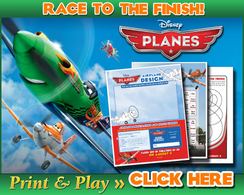 PLANES BTN 500x400 finish Disneys Upcoming Pixar Movie Planes Activity Sheet Link