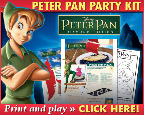 peter pan free printable activities round up