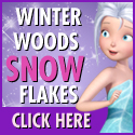 Download Secret of the Wings - Winter Woods Snow Flakes Activity!