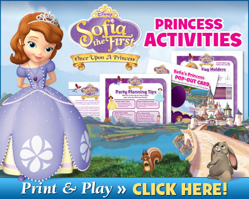STF BTN 500x400 activities Sofia the First: Once Upon a Princess!