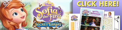 Download Sofia The First - The Secret Library Activities
