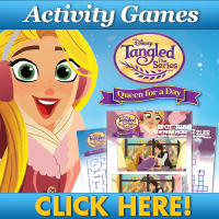 Download Tangled The Series - Queen for a Day Activities