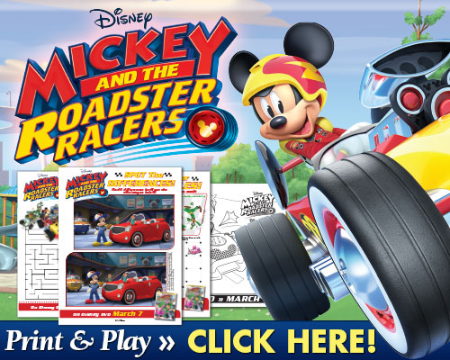 Download Mickey And The Roadster Racers Activities