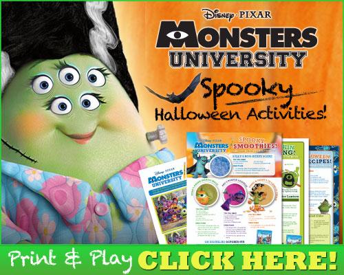 Download Spooky Halloween Activities