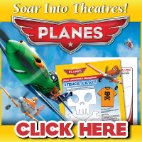 Download Soar Into Theatres! Activities