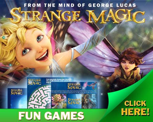 Download Strange Magic Activities