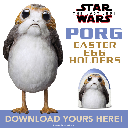 Download Star Wars The Last Jedi Activity Pages